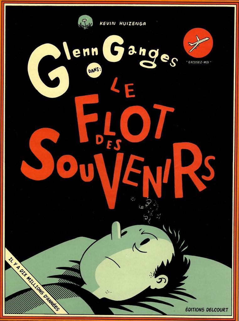 Couverture de Glenn Ganges dans : Le flot des souvenirs