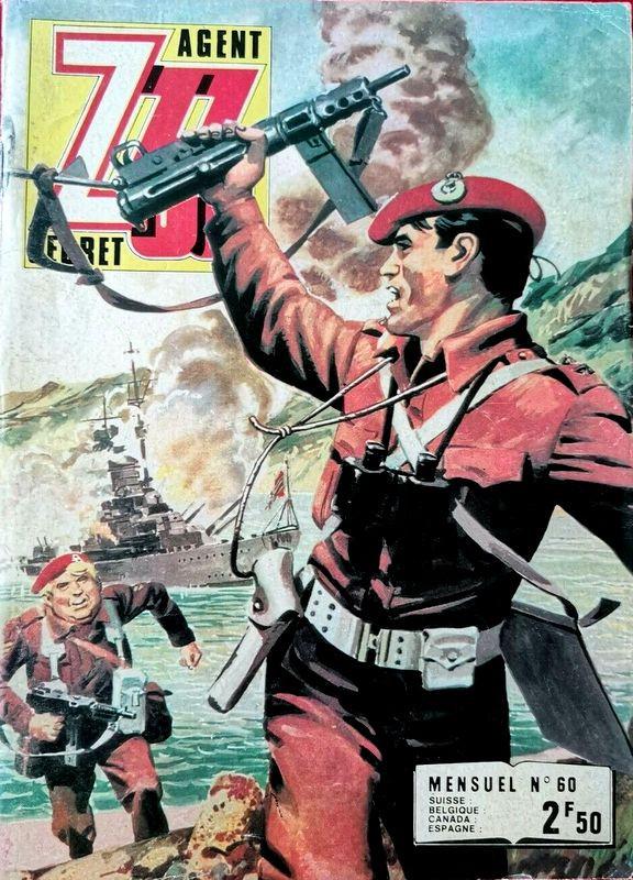 Couverture de Z33 agent secret (Imperia) -60- Tome 60