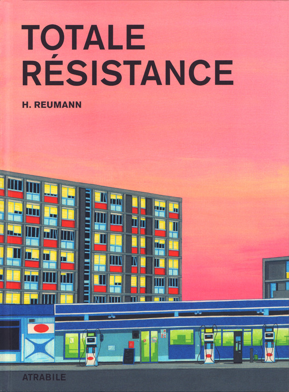 Couverture de Totale résistance