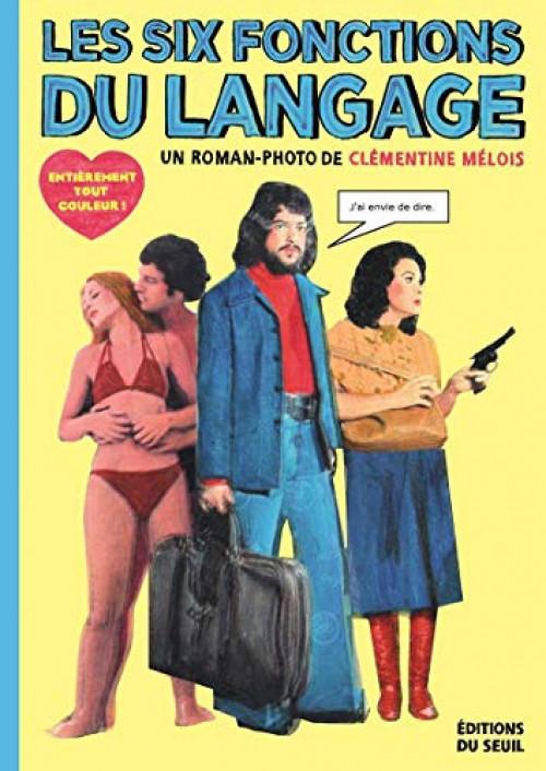 Couverture de Les six fonctions du langage