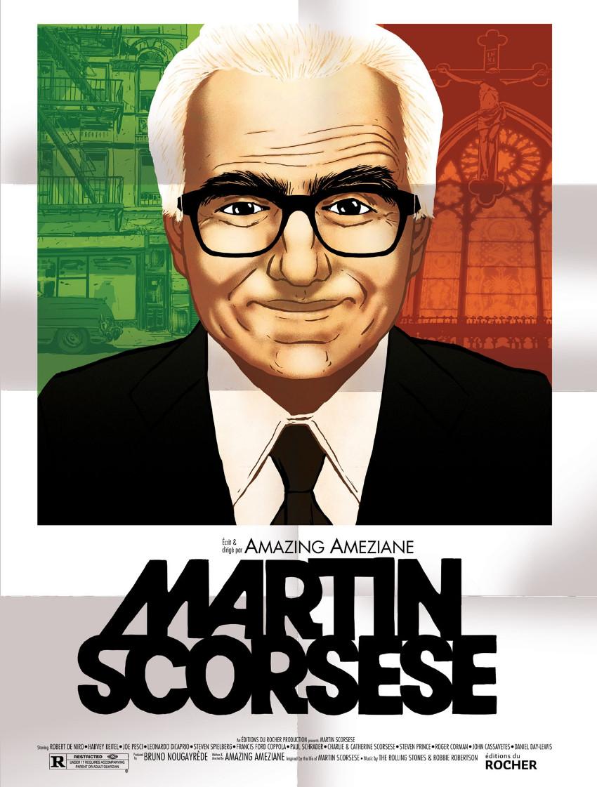 Couverture de Martin Scorsese