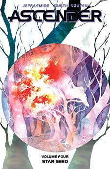 Couverture de Ascender (Image comics - 2019) -TPB04- Star Seed