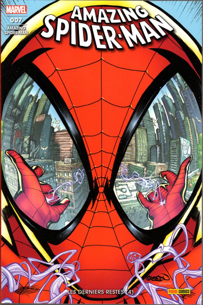 Couverture de Amazing Spider-Man (1re série -2021) -7- Les derniers restes (4)