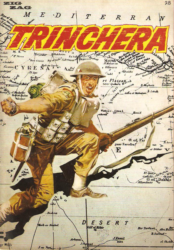 Couverture de Trinchera -28- Número 28