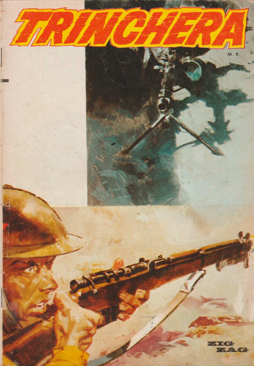 Couverture de Trinchera -29- Número 29