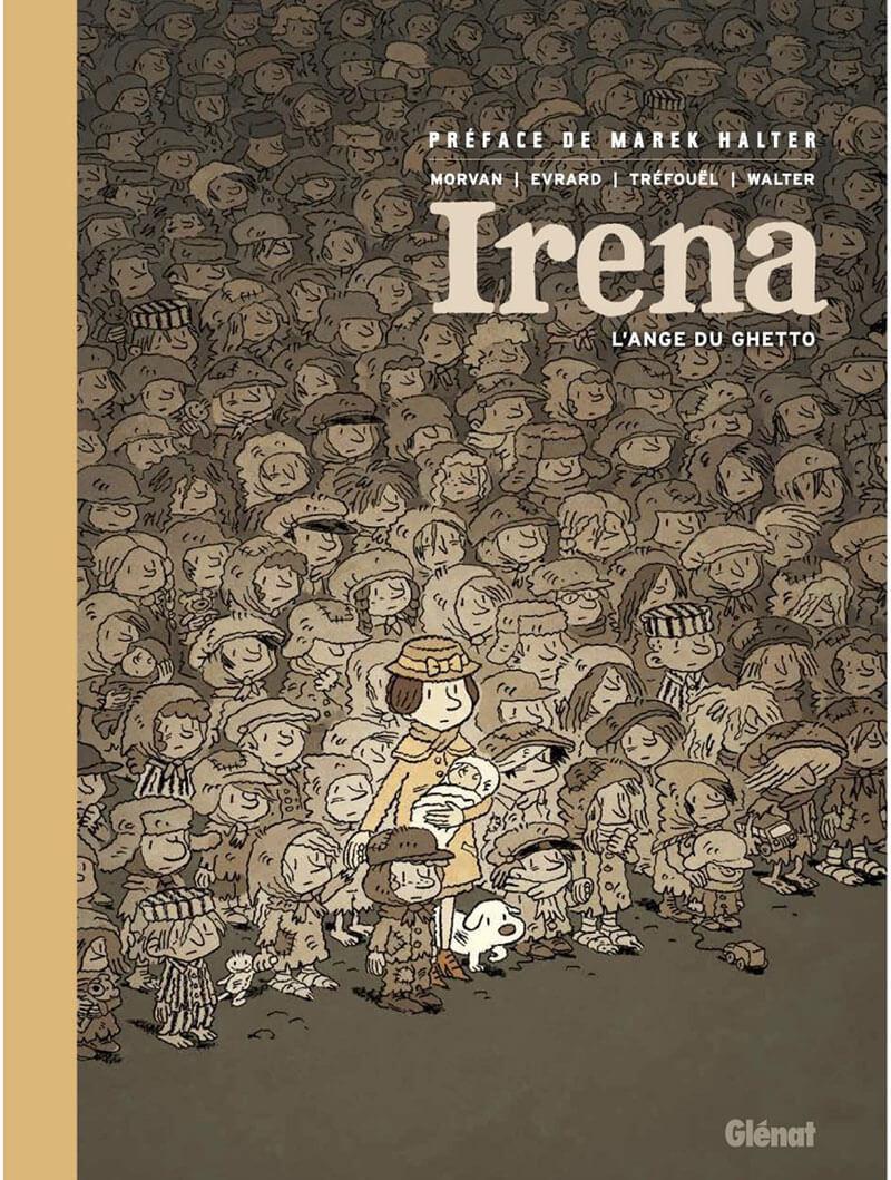 Couverture de Irena - Tome INT