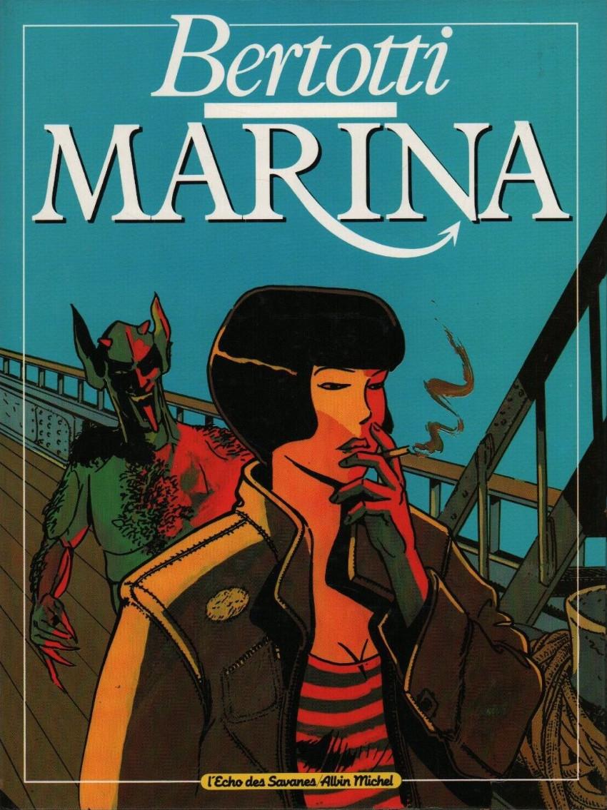 Couverture de Marina (Bertotti) - Marina