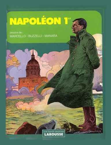 Couverture de Histoire de France en bandes dessinées -17SP- Napoléon 1er