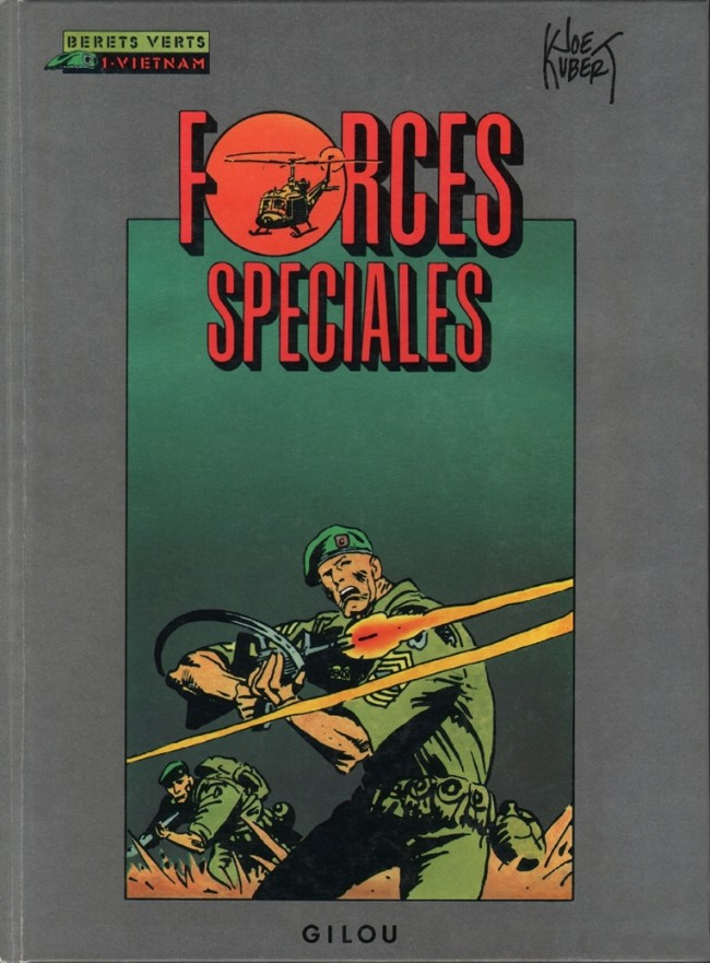 Forces Spéciales Les Bérets verts One shot PDF version