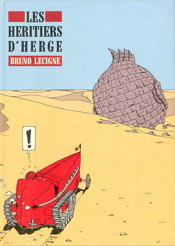 Couverture de (AUT) Hergé -160- Les héritiers d'Hergé