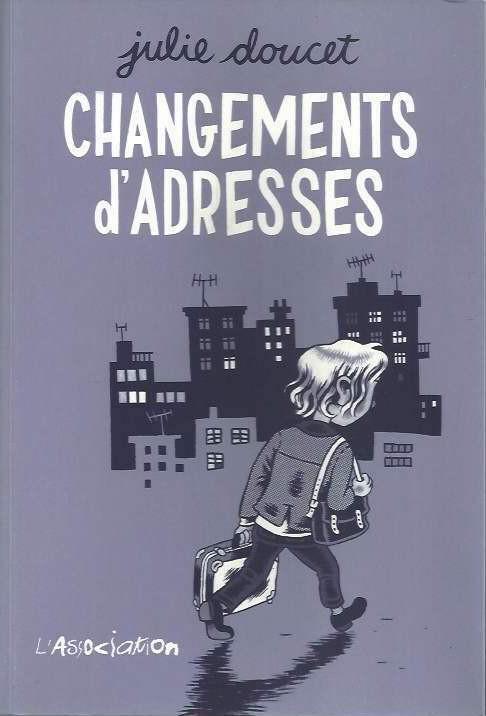 Changements d'adresses