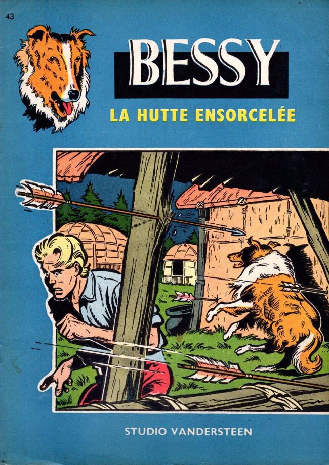Couverture de Bessy -43- La hutte ensorcelée