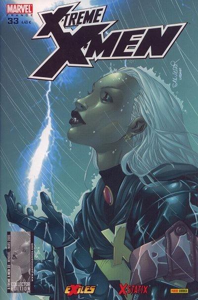 Couverture de X-Men (X-Treme) -33- Prison de feu (2)