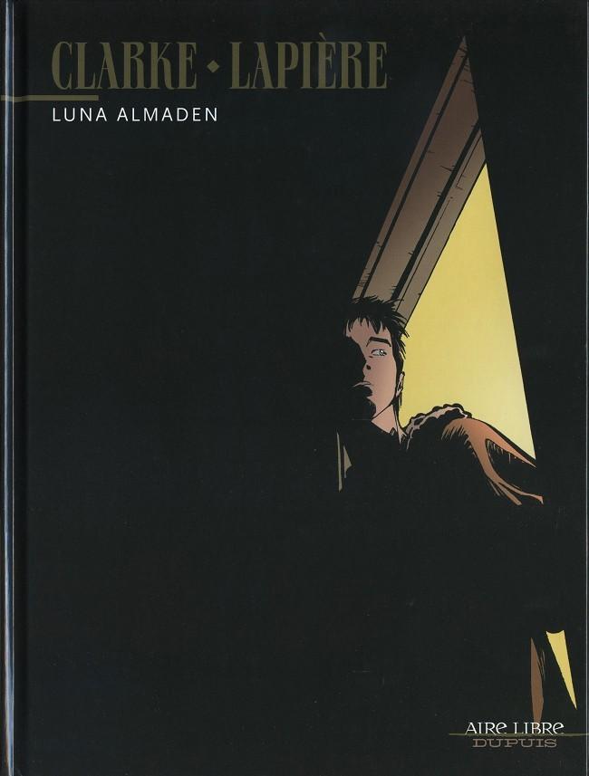 Couverture de Luna Almaden