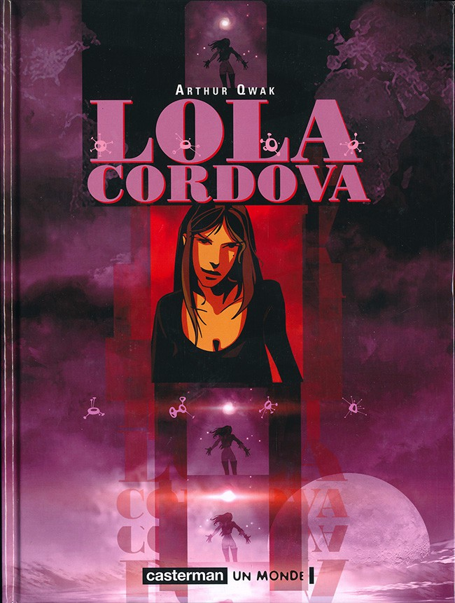 Couverture de Lola Cordova
