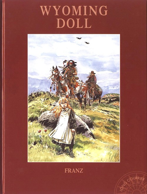 Couverture de Wyoming Doll
