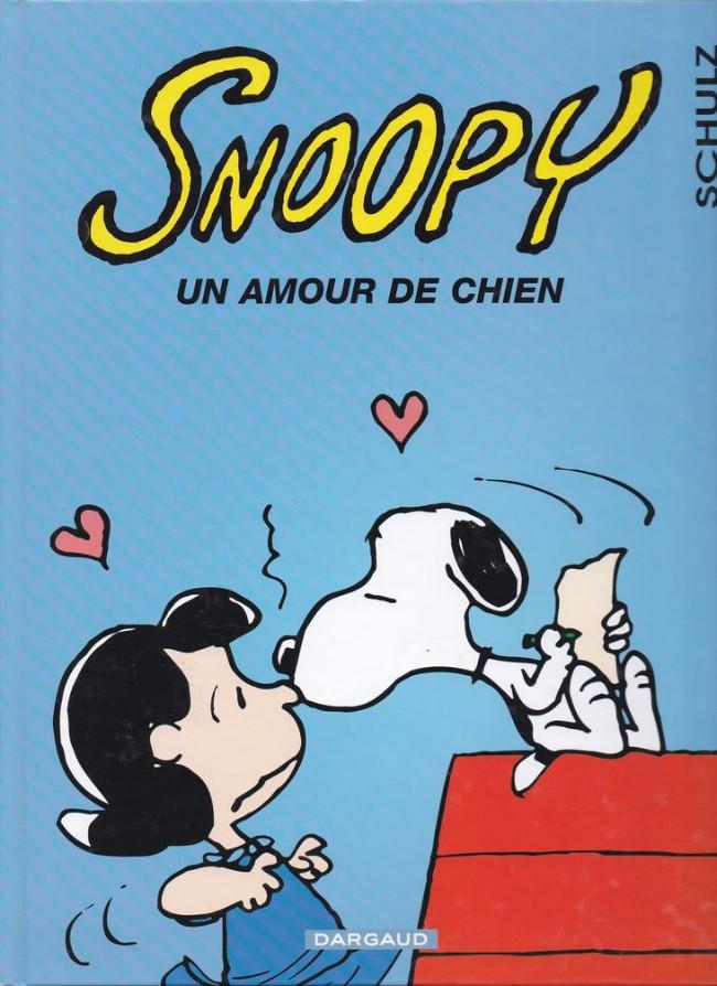 Couverture de Peanuts -6- (Snoopy - Dargaud) -38- Un amour de chien