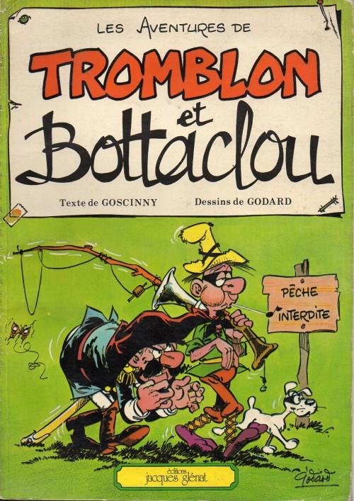 Aventures de Tromblon et Bottaclou One shot
