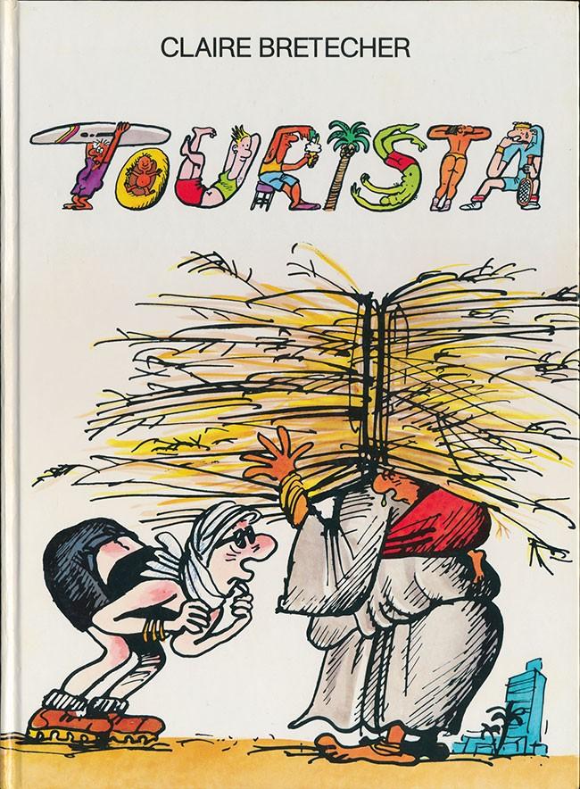 Couverture de Tourista