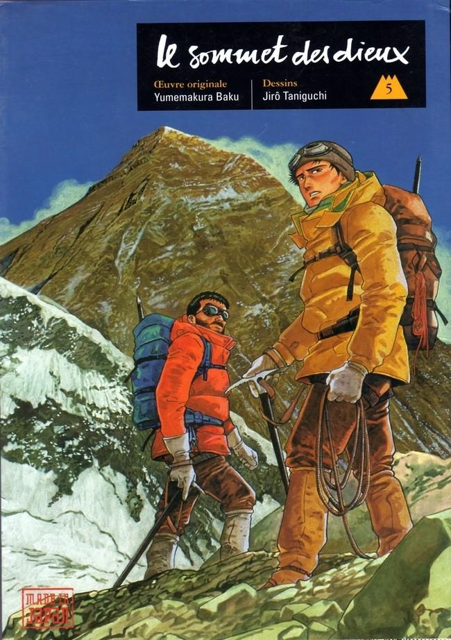 Couverture de Le sommet des dieux -5- Volume 5