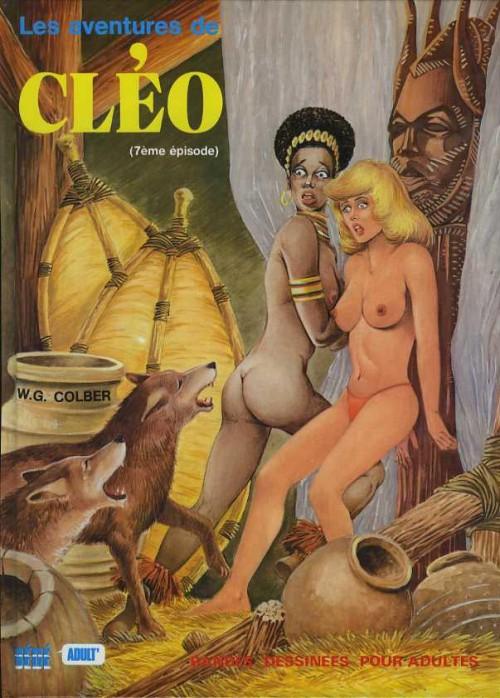 Couverture de Cléo (Les aventures de) (Colber) -7- 7ème épisode