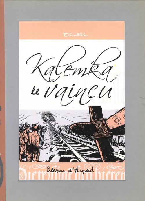 Couverture de Blason d'Argent -7- Kalemka le vaincu