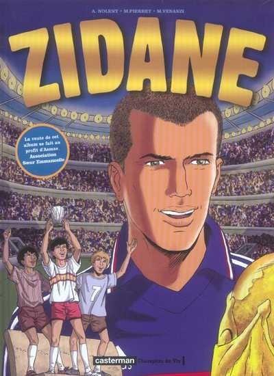 Couverture de Zidane