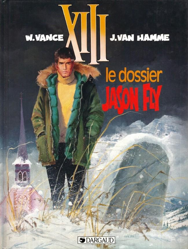 Couverture de XIII -6- Le dossier Jason Fly