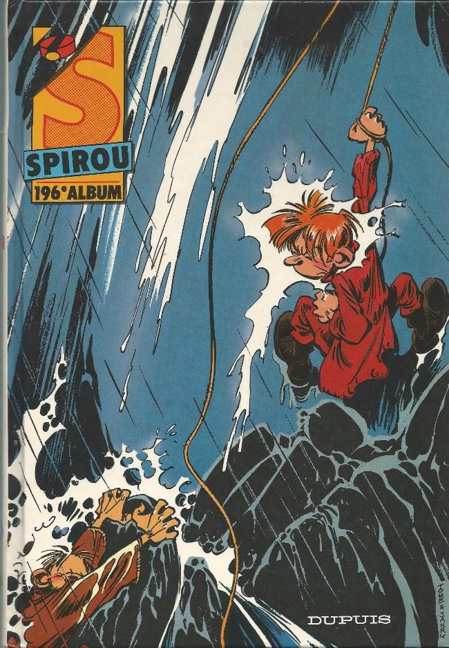 Couverture de (Recueil) Spirou (Album du journal) -196- Spirou album du journal