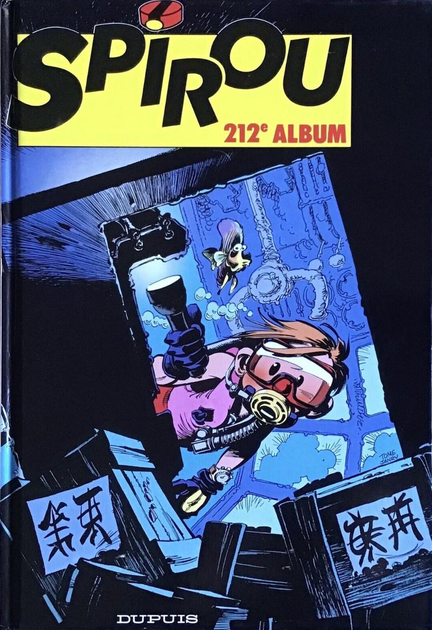 Couverture de (Recueil) Spirou (Album du journal) -212- Spirou album du journal