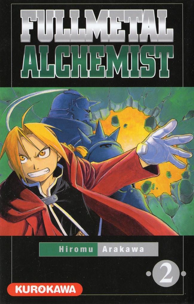 Couverture de FullMetal Alchemist -2- Tome 2