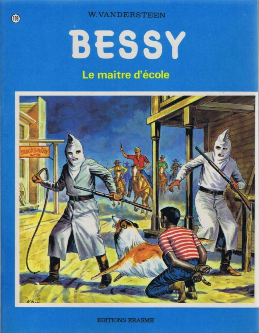 Couverture de Bessy -109- Le maître d'école