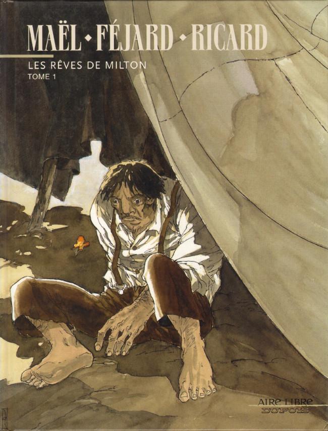 Couverture de Les rêves de Milton -1- Les rêves de Milton - Tome 1