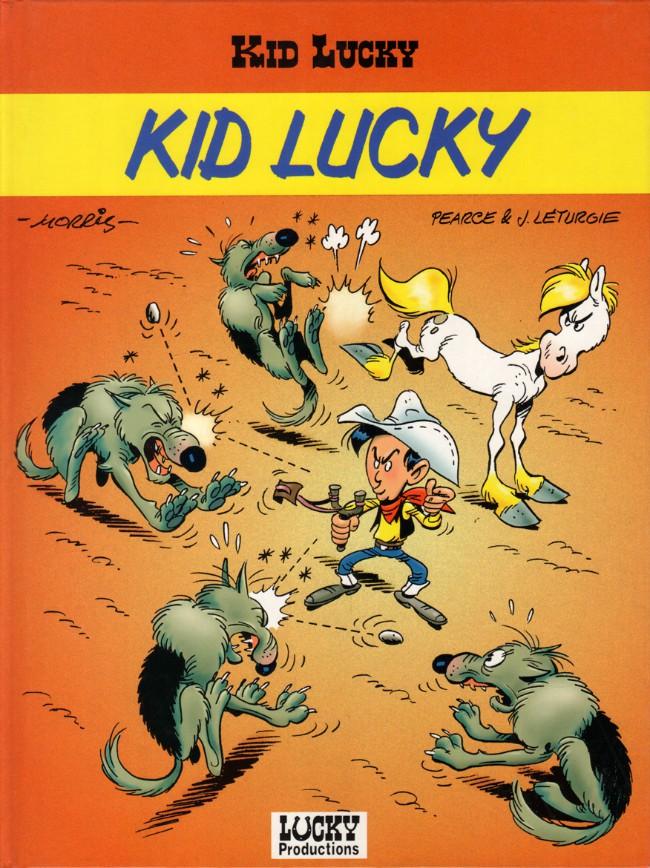 Couverture de Kid Lucky - Tome HS 01