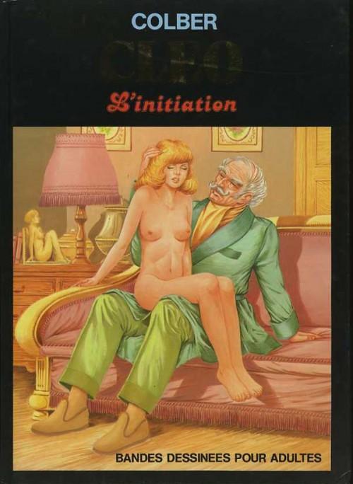 Couverture de Cléo (Les aventures de) (Colber) -INT- L'initiation