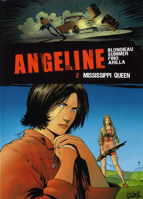 Angeline - 4 Tomes