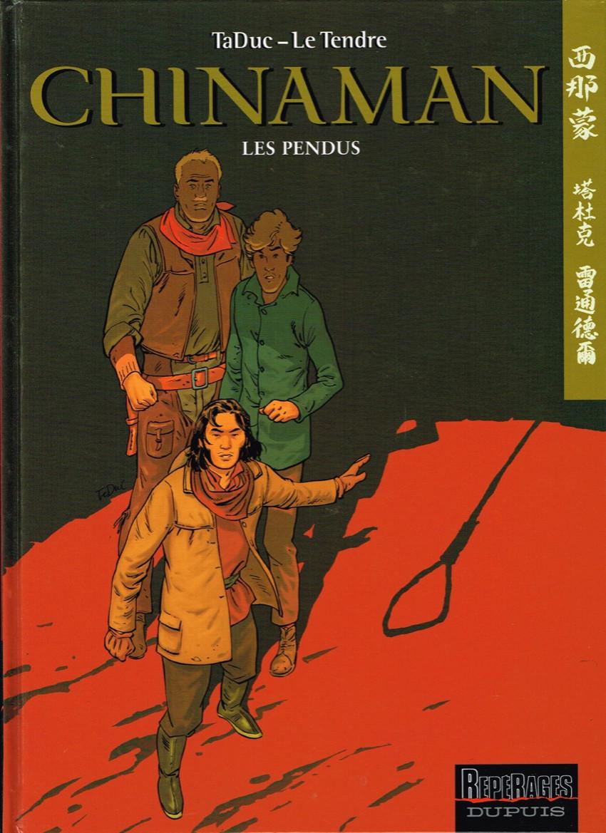 Couverture de Chinaman -8- Les pendus