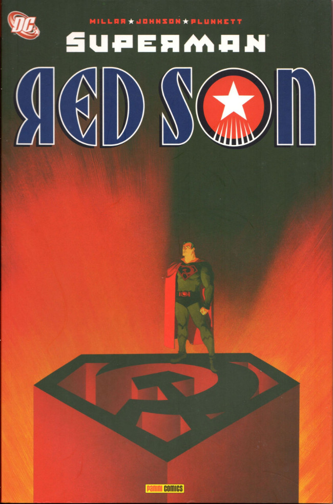 Couverture de Superman - Red Son