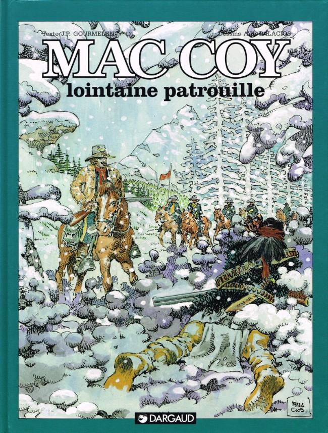 Couverture de Mac Coy -20- Lointaine patrouille