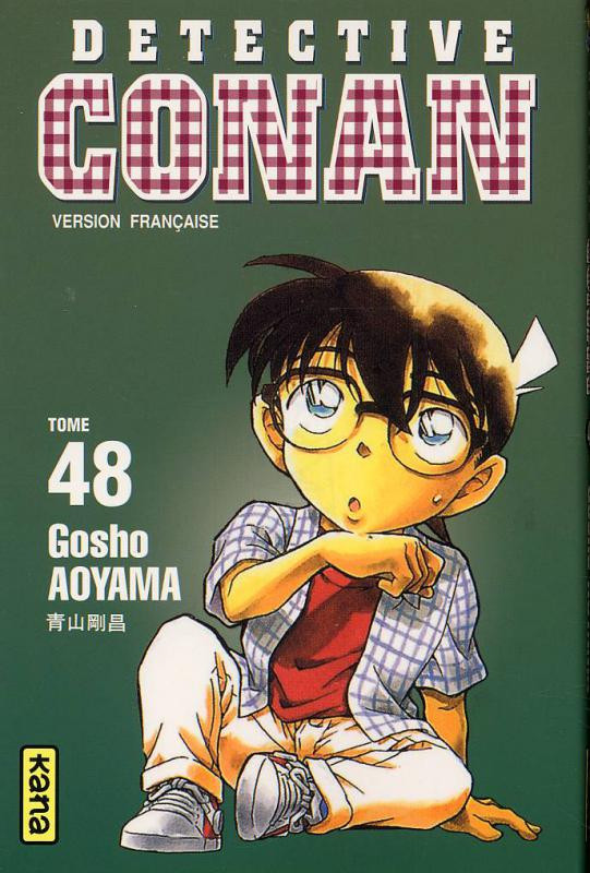 Couverture de Détective Conan -48- Tome 48