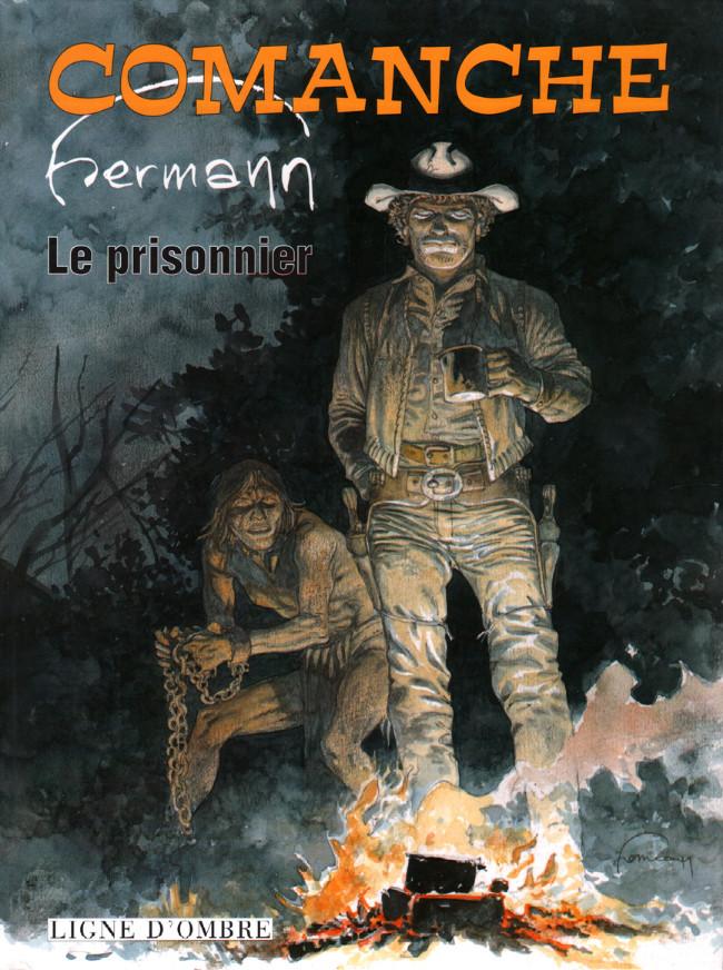 Couverture de Comanche -HS2- Le prisonnier