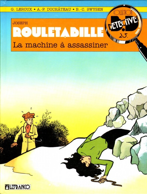 Rouletabille (CLE) (Tome 5)