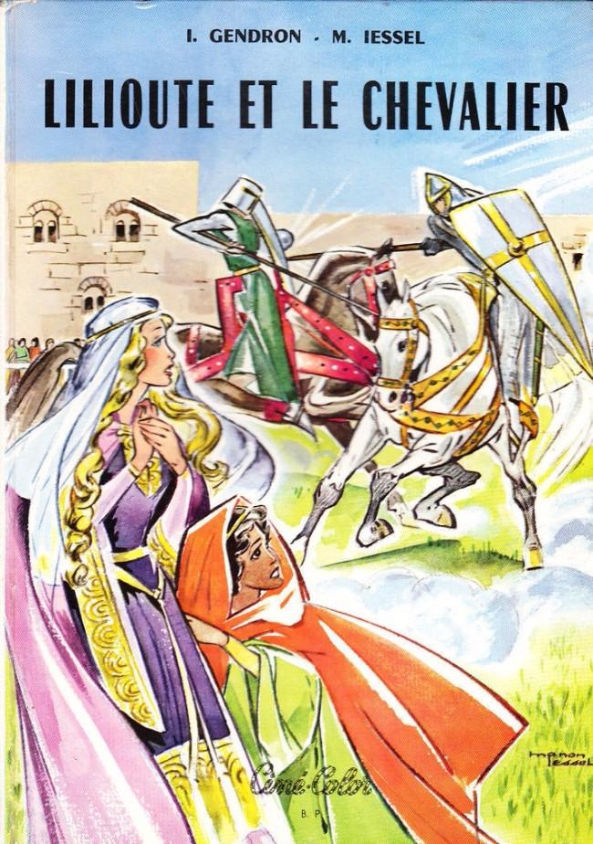 Couverture de Lilioute et le chevalier - Lilioute et le chevalier Perce-Brume