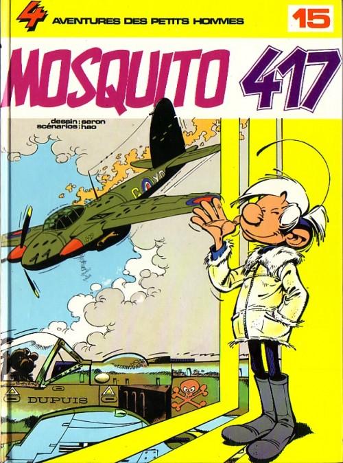 Couverture de Les petits hommes -15- Mosquito 417