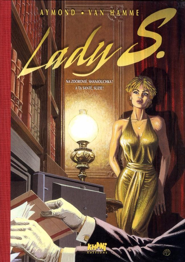 Couverture de Lady S. -TT- Intégrale T.1 & 2