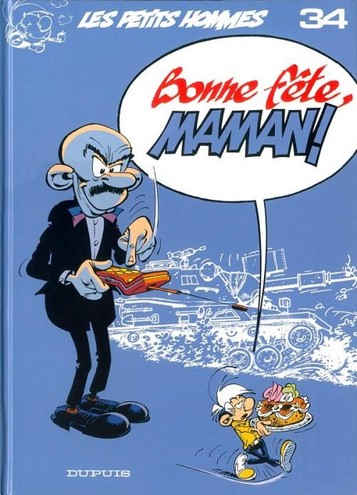 Couverture de Les petits hommes -34- Bonne fête, Maman !