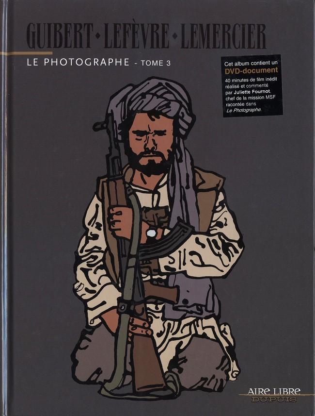 Couverture de Le photographe -3- Tome 3