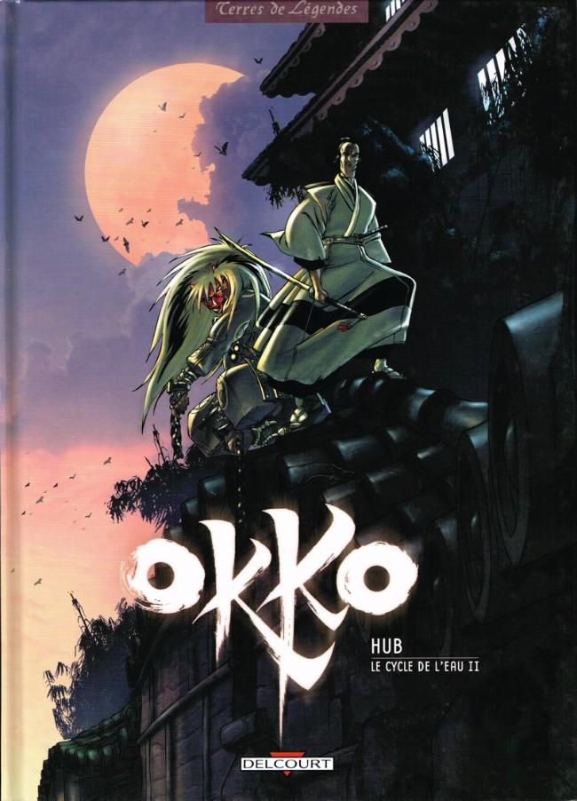 Couverture de Okko -2- Le cycle de l'eau II
