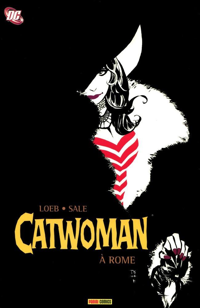 Couverture de Catwoman à Rome
