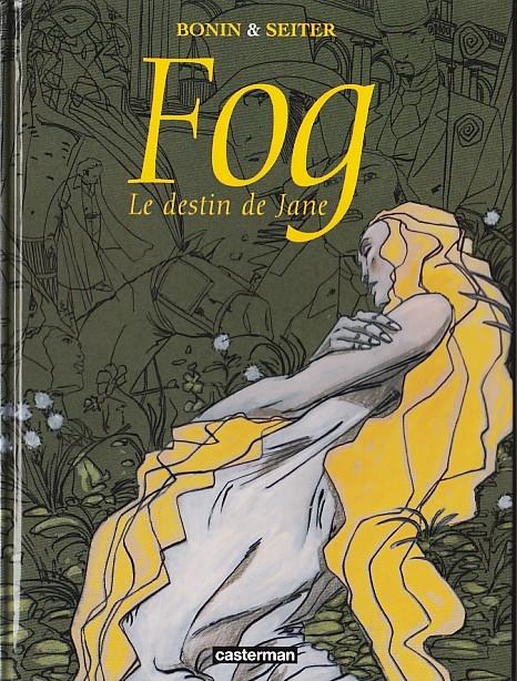 Couverture de Fog -2- Le destin de Jane